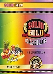 Solid Gold Mega Mix Cigarillos pre priced 3 for .99