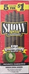 Show Cigarillos Kiwi Strawberry BaBoom 5for1