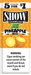 Show Cigarillos Pineapple Buzz 5 for 1