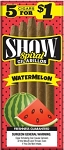 Show Cigarillos Watermelon 5 for 1