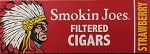 Smokin Joes Filtered Cigars Strawberry Box