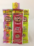 Solid Gold Pinneapple Cigarillos pre priced 3 for .99