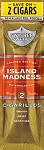 Swisher Sweets Cigarillos Foil Pack Island Madness 2 for $.99