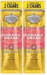 Swisher Sweets Cigarillos Foil Pack Banana Smash