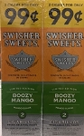 Swisher Sweets Cigarillos Foil Boozy Mango 2for99