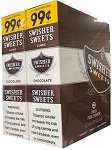 Swisher Sweets Cigarillos Foil Pack Chocolate