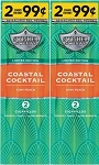 Swisher Sweets Cigarillos Foil Coastal Cocktail (Limited Edition)