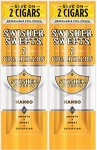 Swisher Sweets Cigarillos Foil Pack Mango