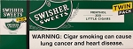 Swisher Sweets Little Cigars TWIN Pack MENTHOL