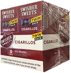 Swisher Sweets Cigarillos Regular Twin Pack