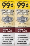 Swisher Sweets Cigarillos Foil Sweet Cream