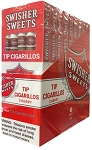 Swisher Sweets Tip Cherry Cigarillo 5 Pack