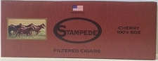 Stampede Filtered Cigars Cherry