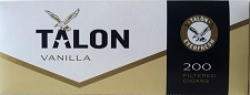 Talon Filtered Cigars Vanilla