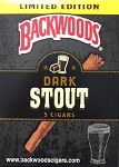 Backwoods Dark Stout Cigars Limited Edition