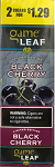 Game Leaf Black Cherry 2 for $1.29