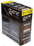 Game Mini Cigarillos Black Sweet 3 for $1.29