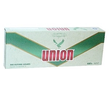 Union Filtered Cigars Mint