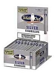 White Owl Cigarillos Silver Box Pre Priced