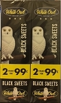 White Owl Cigarillos Foil Fresh Sweet Black Pre-Priced