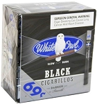White Owl Cigarillos Black Box Pre-Priced