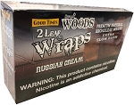 Good Times Sweet Wood 2 Leaf Wrap Russian Cream