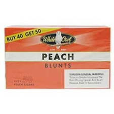 White Owl Blunts Cigars Peach