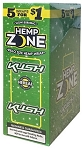 Hemp Zone Kush Wraps 5for$1