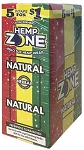 Hemp Zone Natural Wraps 5for$1