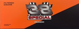 38 Special Cigars Peach