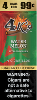 4 Kings Water Melon Cigar Pouch