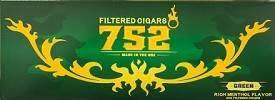 752 Filtered Cigars Green