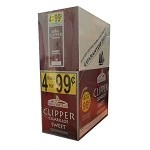Clipper 4 for $0.99 Cigarillos Sweet 15/4 Pouch