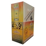 Clipper 4 for $0.99 Cigarillos Pineapple 15/4 Pouch