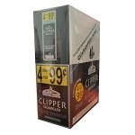 Clipper 4 for $0.99 Cigarillos Black Voodoo 15/4 Pouch