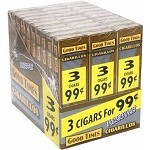 Good Times Cigarillos Pineapple 30/3 Packs Pre-Priced