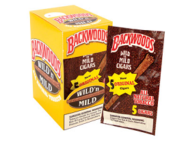 Backwoods Original Wild N' Mild