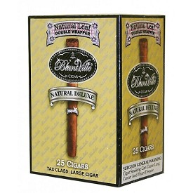 Bluntville Cigars Natural Deluxe