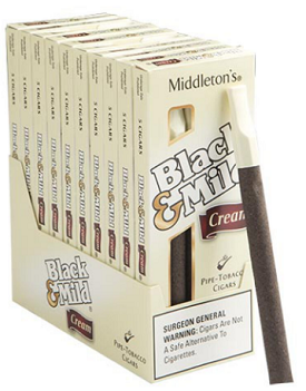 Black & Mild Cream Pack