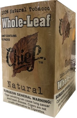 Chief Natural Whole Leaf