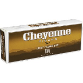 Cheyenne Filtered Cigars Light (Classic)