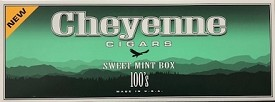 Cheyenne Filtered Cigars Sweet Mint (new)