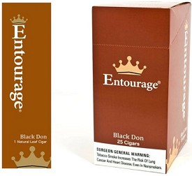 Entourage Black Don Cigars
