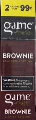 Game Brownie (Limited Edition) 2 for $0.99
