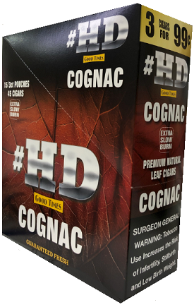 Good Times HD Cognac 3 for 99