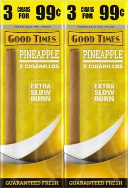 Good Times Pineapple 3 for 99