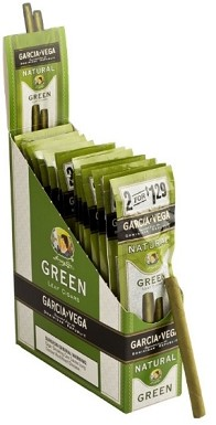 Garcia Y Vega Natural Green Leaf Cigars 2 for 1.29