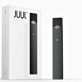 JUUL Device Black- (Compatible with JUM products)