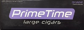 Prime Time Large Cigars 100's Grape