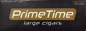 Prime Time Large Cigars 100's Vanilla